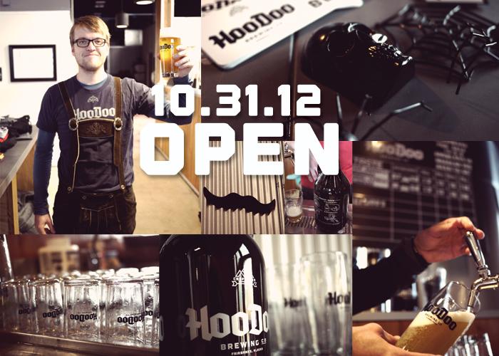 HooDoo Brewing Co. - Fairbanks, Alaska - Grand Opening