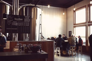 HooDoo Brewing Co. Opening Day Fairbanks Alaska
