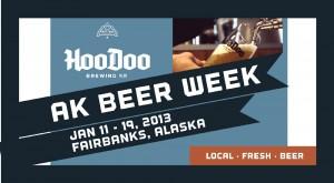 Alaska Beer Week 2013 - HooDoo Brewing Co - Fairbanks Alaska