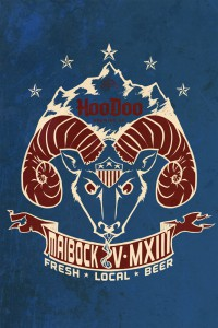 HooDoo Brewing Co Fairbanks Alaska Maibock Lager