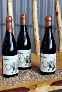 The beautiful 750mL hand-packaged bottles will be $28 each, and are perfect for cellaring.
