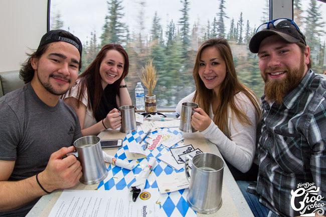 HooDoo Choo Choo Fairbanks  Alaska
