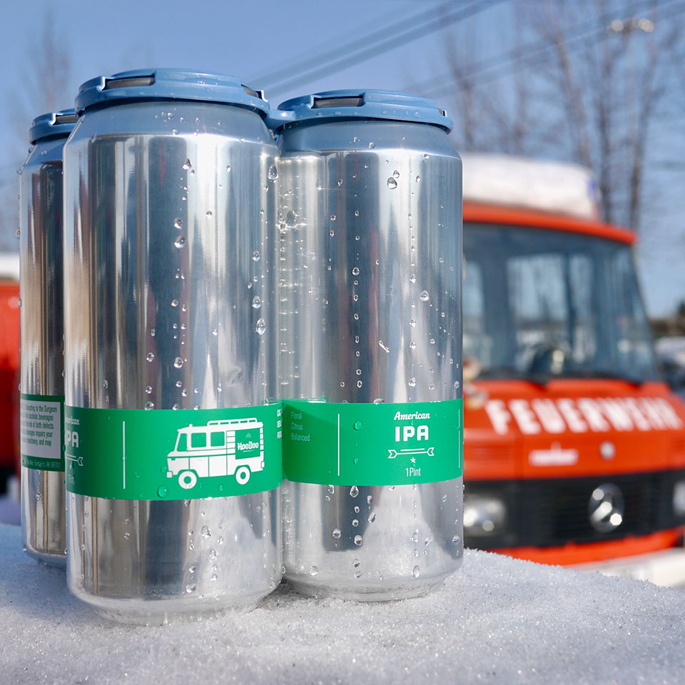 IPA Cans